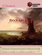 Stock Art: Ruins