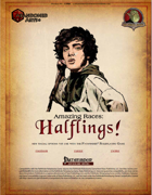 Amazing Races: Halflings!