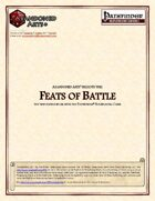 Feats of Battle