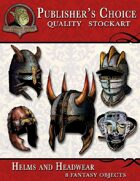 Publisher's Choice - 8 Helms and Headwear