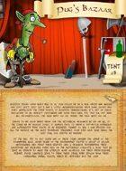 [PFRPG] Pug's Bazaar: Tent #3