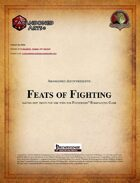 Feats of Fighting