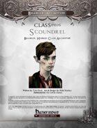 CLASSifieds: Scoundrel (Brawler Hybrid Class Archetype)