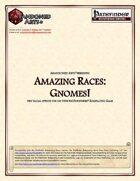 Amazing Races: Gnomes!