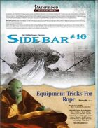 Sidebar #10 - Equipment Tricks for Rope!