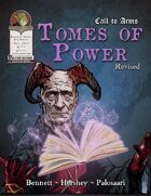 Call to Arms: Tomes of Power (revised)