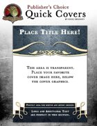Publisher's Choice: Quick Covers #3