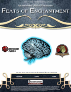 Feats of Enchantment