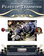 Feats of Teamwork