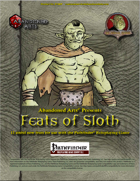 Feats of Sloth