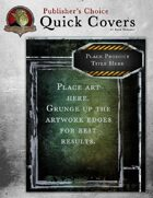 Publisher's Choice: Quick Covers #8