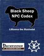 Black Sheep NPC Codex Free Sample