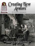 Fat Goblin Games Presents - Creating New Armors