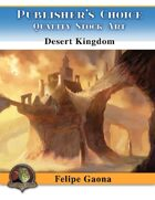 Publisher's Choice - Felipe Gaona (Desert Kingdom)