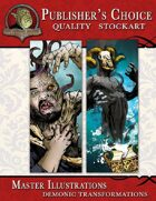 Publisher's Choice - Master Illustrations (Demonic Transformations)
