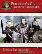 Publisher's Choice - Master Illustrations (Warrior Archetypes)
