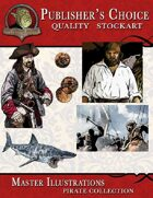 Publisher's Choice - Master Illustrations (Pirate Collection)