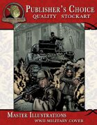 Publisher's Choice - Master Illustrations (WWII Military Cover)