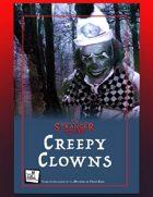 vs. Stranger Stuff Adventure: Creepy Clowns