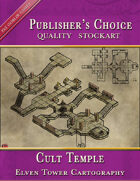 Publisher's Choice - Cult Temple