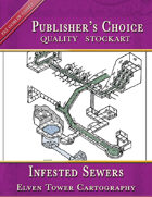 Publisher's Choice - Infested Sewers
