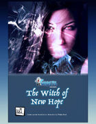 vs. Ghosts Adventure: The Witch of New Hope