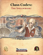 Class Codex: The Spellwright