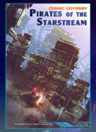 Cosmic Odyssey: Pirates of the Starstream