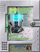 Magitech Monthly Issue 1: Flash Fabricators