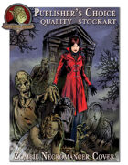 Publisher's Choice - Master Illustrations: Zombie Necromancer Cover