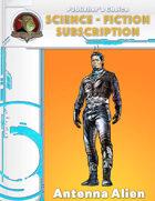 Publisher's Choice -Science Fiction: Antenna Alien (race)