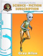 Publisher's Choice -Science Fiction: Gray Alien