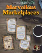 Marvellous Marketplaces