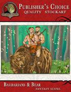 Publisher's Choice - Barbarians & Bear