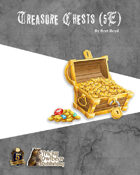 Treasure Chests: 5th Edition Fantasy