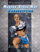Publisher's Choice - Modern: Bionic Boxer