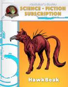 Publisher's Choice -Science Fiction: HawkBeak