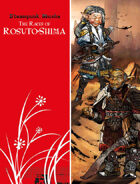 Steampunk Musha: The Races of Rosuto-Shima