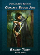 Publisher's Choice - Bandit Thief (Felipe Gaona)