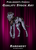 Publisher's Choice - Quality Stock Art: Barghest