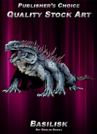 Publisher's Choice - Quality Stock Art: Basilisk