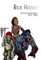 Rick Hershey Art Rates 2019-20