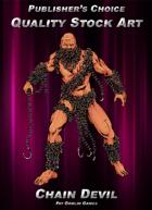Publisher's Choice - Quality Stock Art: Chain Devil