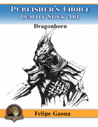 Publisher's Choice - Felipe Gaona (Dragonborn)