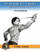Publisher's Choice - Felipe Gaona (Swordsman)