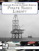 vs. Moon Men Adventure: Pirate Radio Liberty