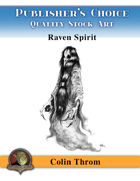 Publisher's Choice - Colin C. Throm (Raven Spirit)