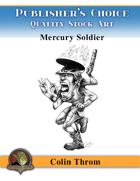 Publisher's Choice - Colin C. Throm (Mercury Soldier)