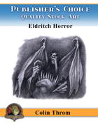 Publisher's Choice - Colin C. Throm (Eldritch Horror)