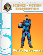 Publisher's Choice -Science Fiction: Retro Spaceman